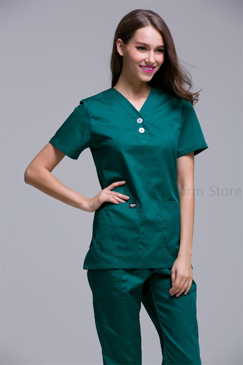 High quality beauty salon uniforms promotion shop for high for Spa uniform indonesia