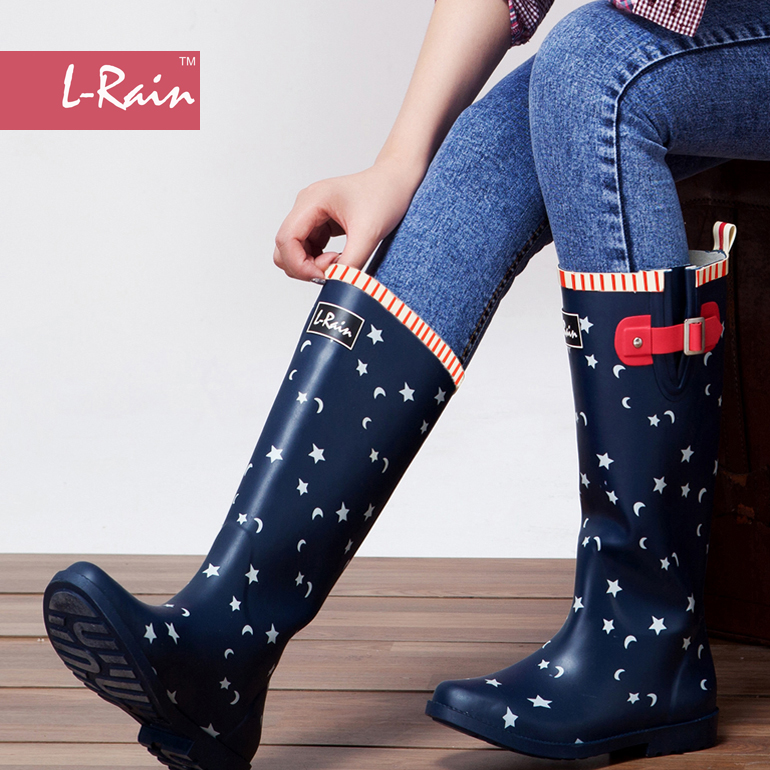 Rain Boots Ladies - Cr Boot