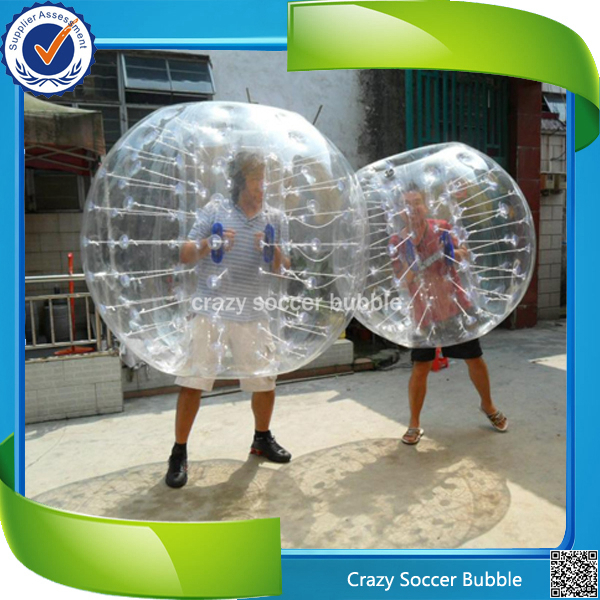 Promotion ! ! ! inflatabal bubble soccer balls(China (Mainland))
