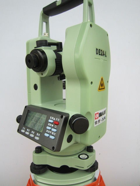 Optical Instruments: DE2A-L Laser Theodolite, CE approved,GOOD QUALITY<br><br>Aliexpress
