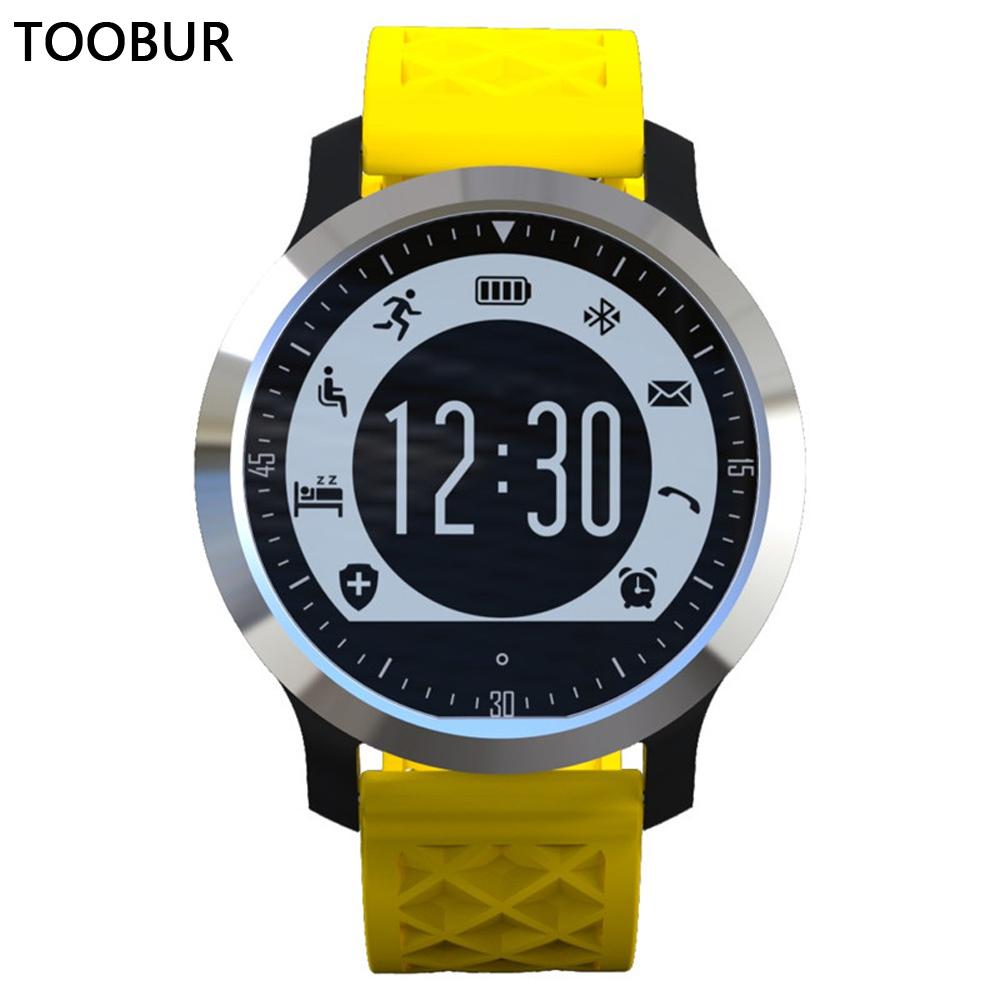 Toobur F69 Swimming Watch,Professional IP68 Waterproof ...
