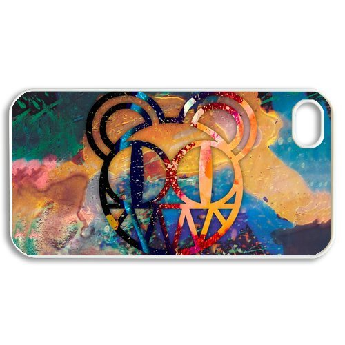 Free shipping Famous Band Radiohead HARD cell phone Case Cover for 4 4S 5 5S 5G 5C(China (Mainland))