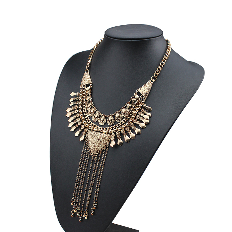 High quality new collar 2015 fashion bohemia necklace ...