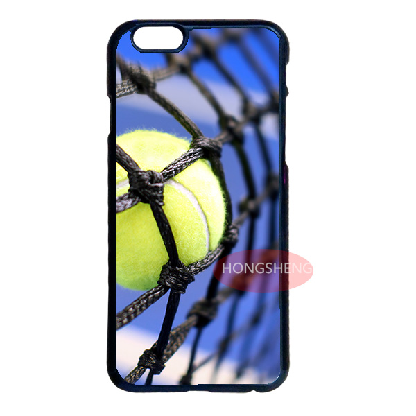 Tennis Ball On Net Case Cover for LG Samsung S2 S3 S4 S5 Mini S6 Edge Plus Note 2 3 4 5 iPhone 4 4S 5 5S 5C 6 6S Plus iPod 4 5 6(China (Mainland))