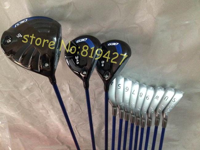 клюшка для гольфа 2015 /G30 + G30 3# 5# + G30 4/9#, WUS 12 g30 irons клюшка для гольфа nike vapor pro 2015