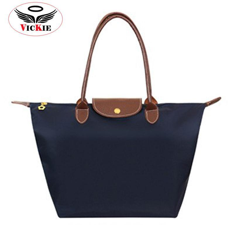 Hot Sale Women's Handbags Designer Nylon Totes Casual Women Shoulder Bags Lady Bag Dumpling Bag Shopping Bags Hobos Bolsas HT40(China (Mainland))