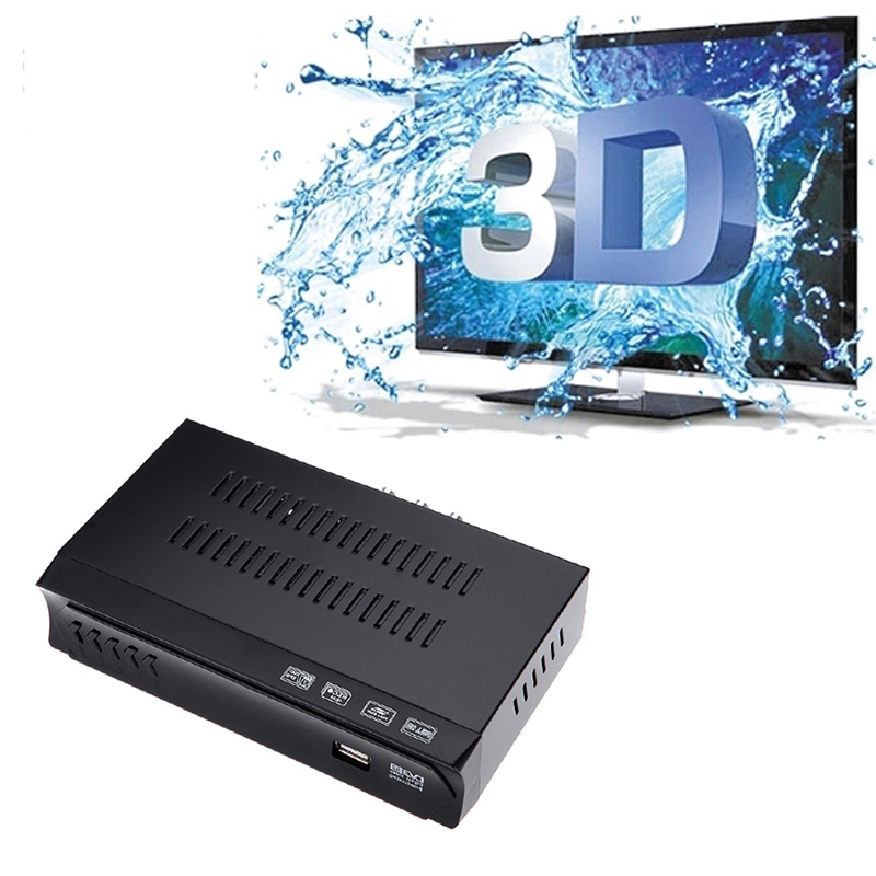 Full HD DVB-S2 HDMI Digital Video Broadcasting Satellite TV Receiver Set Frequency 950MHz-2150MHz(China (Mainland))