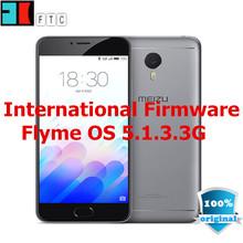 "Original Meizu M3 Note Pro Prime 32GB ROM Mobile Phone MTK Helio P10 Octa Core 5.5"" 1920x1080P 3GB RAM 4100mAh Fingerprint ID(China (Mainland))"