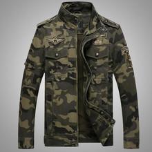 Brand Men's Jacket Camouflage Suit Denim Jacket Men Harajuku Skateboard Sport Outdoor Jackets And Coats Fashion Windbreaker YJ21