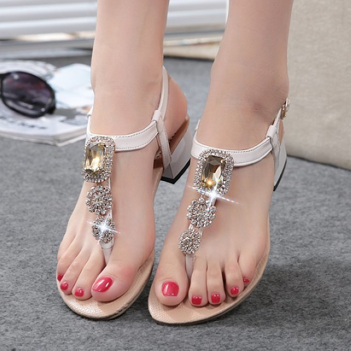 Fashion new 2015 summer shoes woman sandals women sandal for women flip flops Wedges sandal Girl women pumps sandy beach slipper
