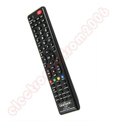 F98 2016  newestUniversal Remote Control For TCL E-P908 LCD LED HDTV Television Newfree shipping<br><br>Aliexpress