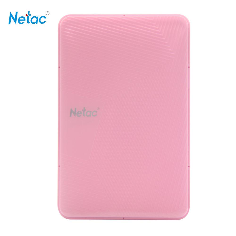 Внешний жесткий диск Netac K308 1 USB 3.0 HD HDd диск k