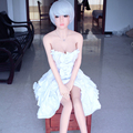 Rifrano Real silicone sex doll sex dolls toys for man 148cm full body sex doll skeleton