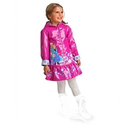 Ice snow Elsa Children Outerwear Coats For Girls Brand Cartoon Jackets Winter Autumn Baby Kids Hoodies Clothing Roupas Infantil(China (Mainland))