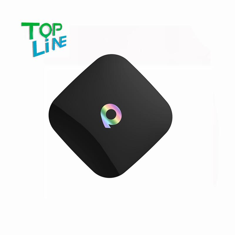 ANEWKODI QBox Android 5.1 KODI 16.0 TV BOX Amlogic S905 64bits 2GB/16GB Gigabit LAN WiFi BT4.0 H.265 Full Loaded Smart TV Box(China (Mainland))