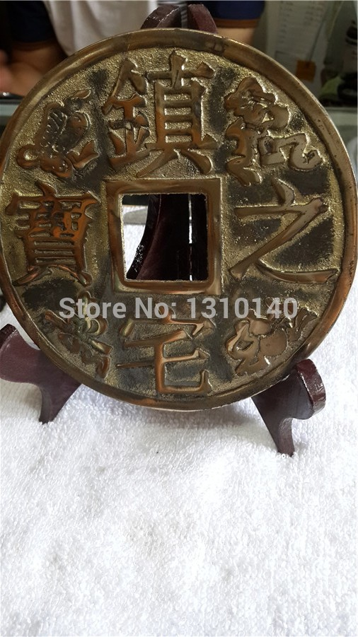 Free Shipping Pure Copper Evil Spirit Town House Ward Off