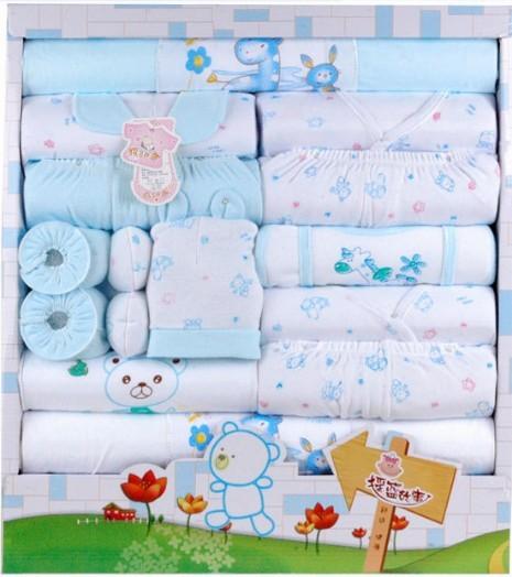 Подарки комплект для новорожденных 33