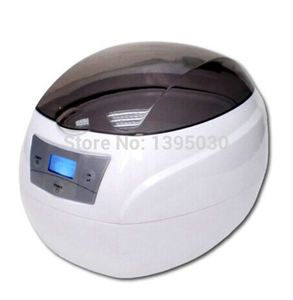 1pc High power Ultrasonic cleaning machine jp-900s glasses jewelry denture watch ultrasonic cleaner,LED light shipping by DHL(China (Mainland))