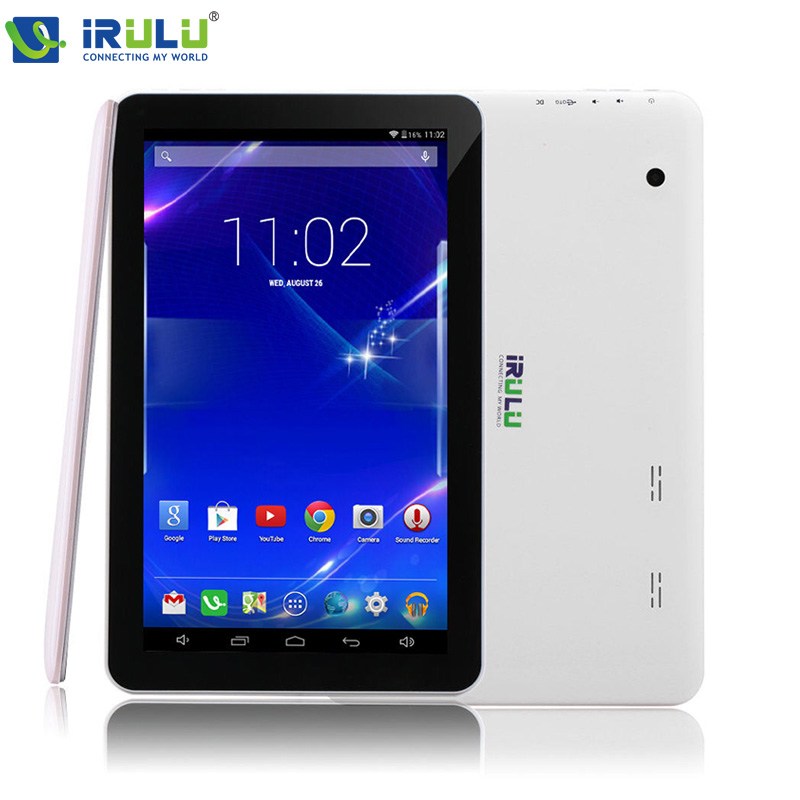 iRULU eXpro X1Plus 10.1'' Tablet Android 5.1 Quad Core 1GB/16GB Tablet Google GMS Test Dual Cam 2MP Bluetooth WiFi Hot Fashion(China (Mainland))