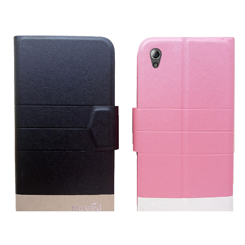 5 Colors spell color Hot!!!2016 For Asus Live G500TG Case Flip PU Leather Credit card wallet Exclusive Protective Phone Cover(China (Mainland))