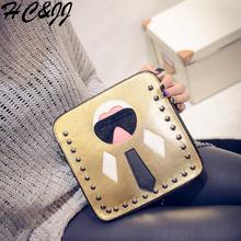 2016 New Cute Little Bag Chain Single Crossbody Leather Women's Bag For School Girls FemininaHot Sale HC0162