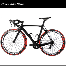 Hot sale complete  carbon road bike /22 speed  entire carbon road bike/ factory price carbon road bike complete(China (Mainland))
