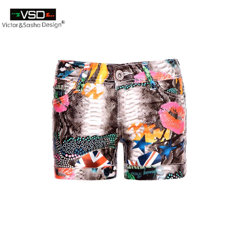 Casual Elastic Denim Shorts Women Vintage Low Waist Stretch Skinny Pencil Pants Women Color Zipper Slim jeans Pantalon Femme(China (Mainland))