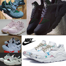 New Arrival 2016 new fashion Men Women White Red Black Green 36-45 For Sale air Huaraching Free Shipping(China (Mainland))