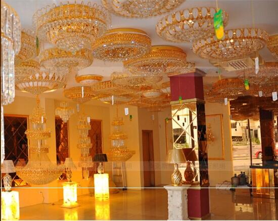 Купить Европейский минималистский спальня гостиная Кристалл Золото led настенные светильники ночники бра отель Бра OLU-0043