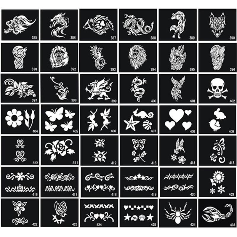Восковки татуировки из Китая