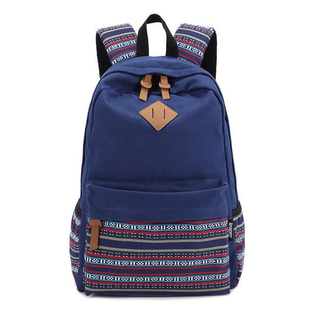 Старинные качество холст рюкзак школа сумка для ноутбука рюкзак отдыха и путешествий для подростков Bolsas Mochila эсколар бренд натуральной