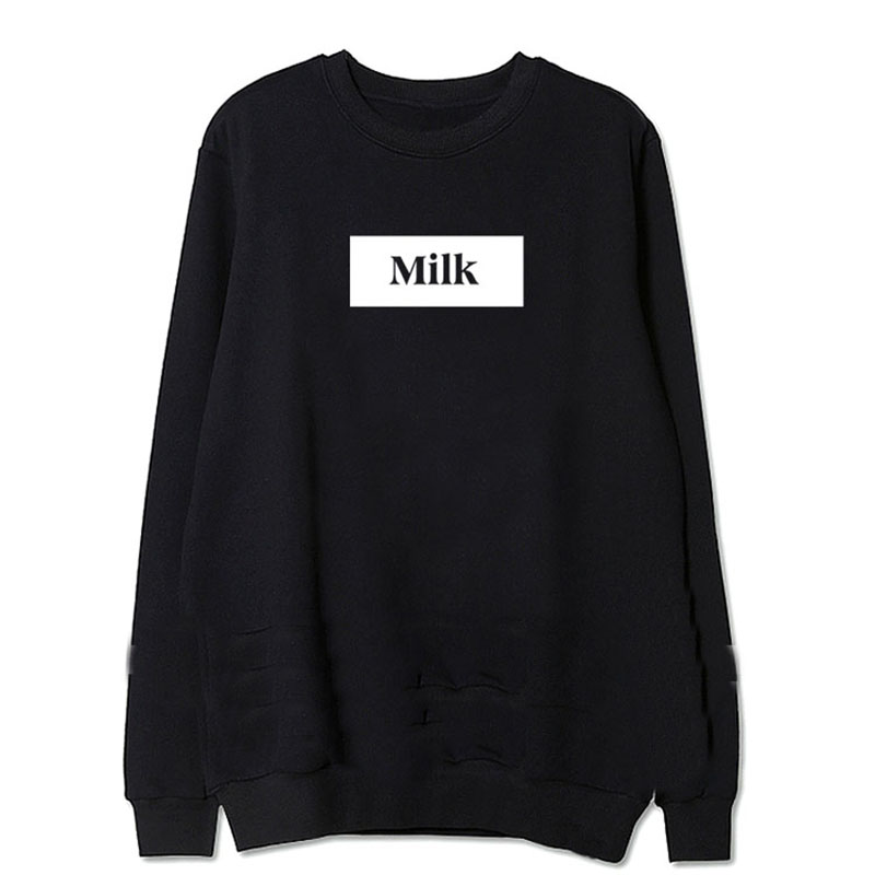 Seventeen combination 17NunaS Choi Han rate VERNON should aid service men and women fall and winter sweatshirt and cashmere(China (Mainland))