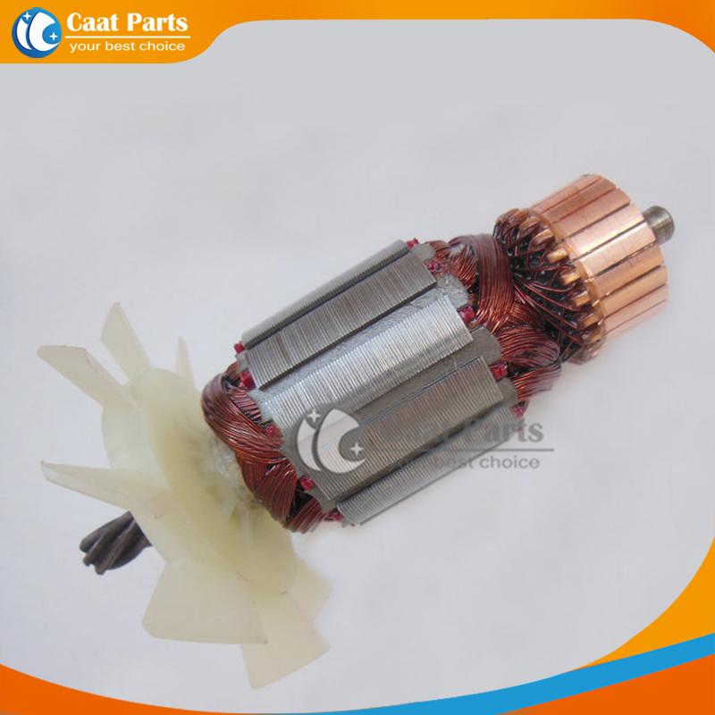 Free shipping!  AC 220V 6-Teeth Drive Shaft Electric Hammer Armature Rotor for HILTI TE14 TE15, High quality !<br><br>Aliexpress