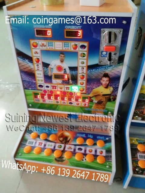 Games machines in coin operated games from sports amp entertainment on