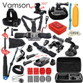 Vamson for Gopro Accessories set for gopro accessories mounts for gopro hero 5 hero 4 hero3