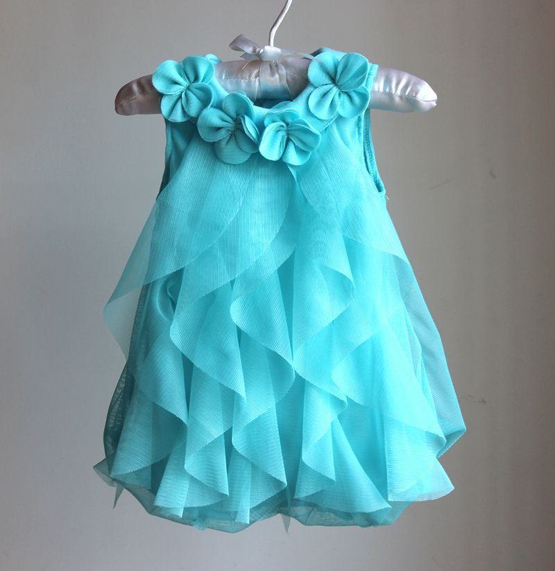 Popular Baby Girls Summer Dress-Buy Cheap Baby Girls Summer Dress ...