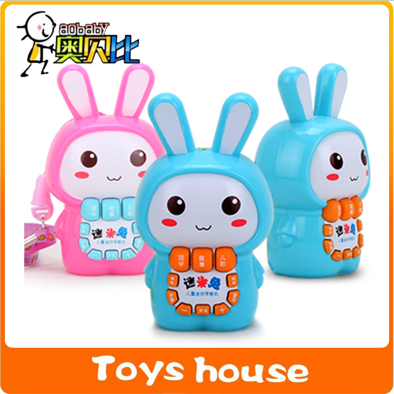 Baby toy musical educational learning toys early education toys story machine cheap toys(China (Mainland))