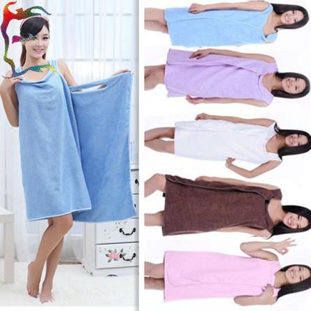 Buy wholesale 155x86cm fashion woman for Bathroom wear
