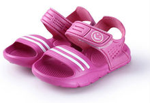 Pudcoco בני בנות ילדים ילדי סנדלי ילד קיץ חוף מזדמן הליכה קיץ מגניב סנדלי נעליים(China)