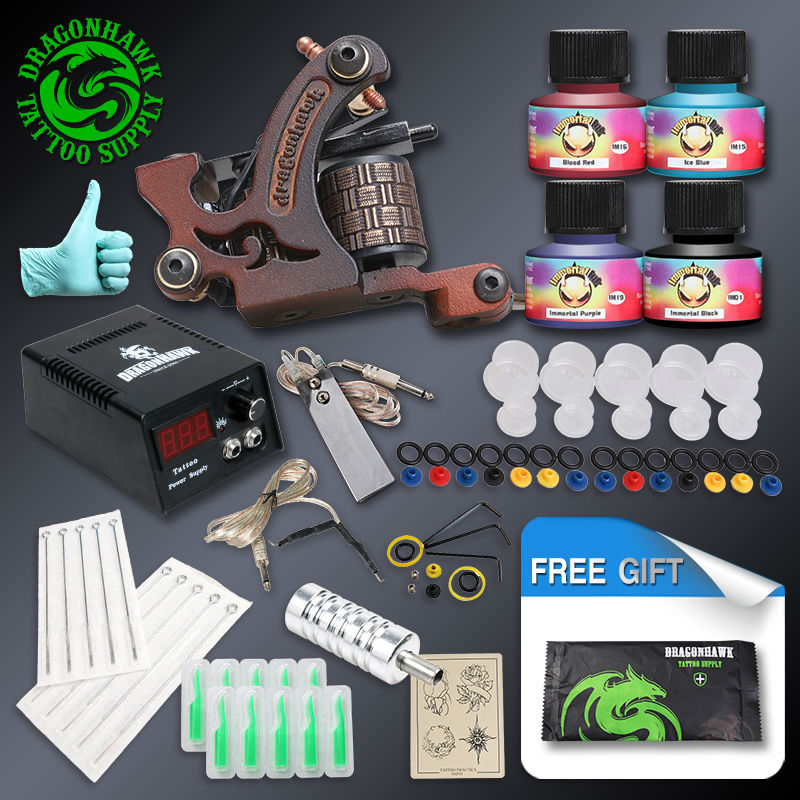 Online buy wholesale tattoo supplies cheap from china for Tattoo supplies wholesale