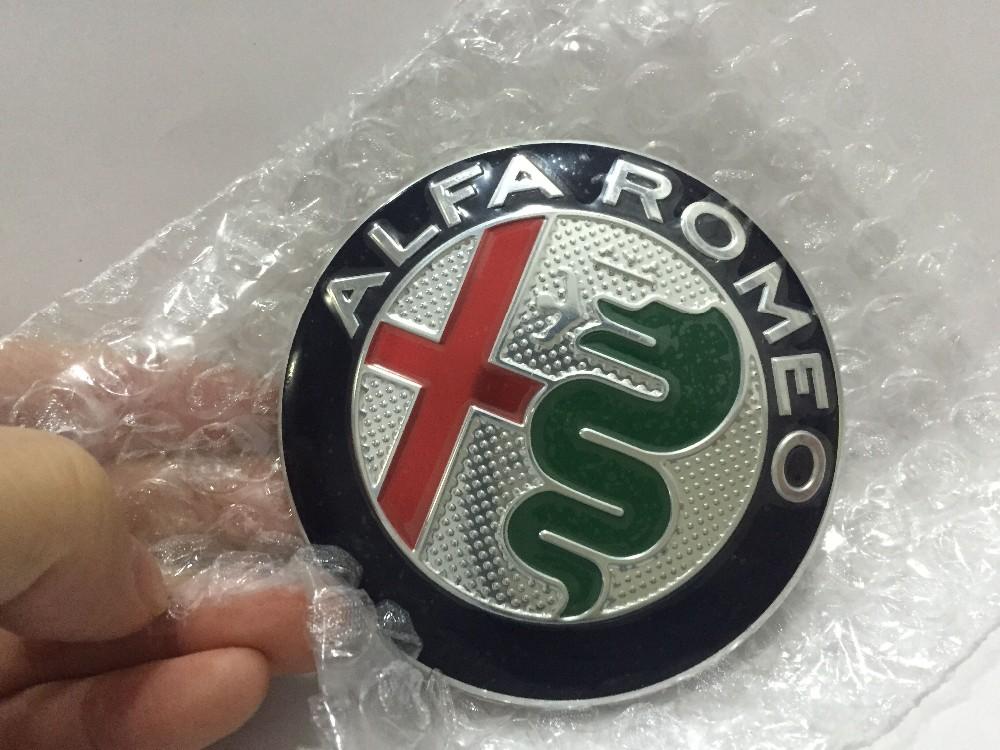 Alfa romeo emblem 75mm 10