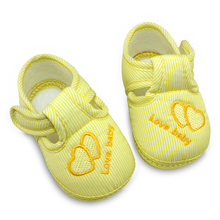 New Cotton Lovely Baby Shoes Toddler Unisex Soft Sole Skid proof 0 12 Months Kids infant