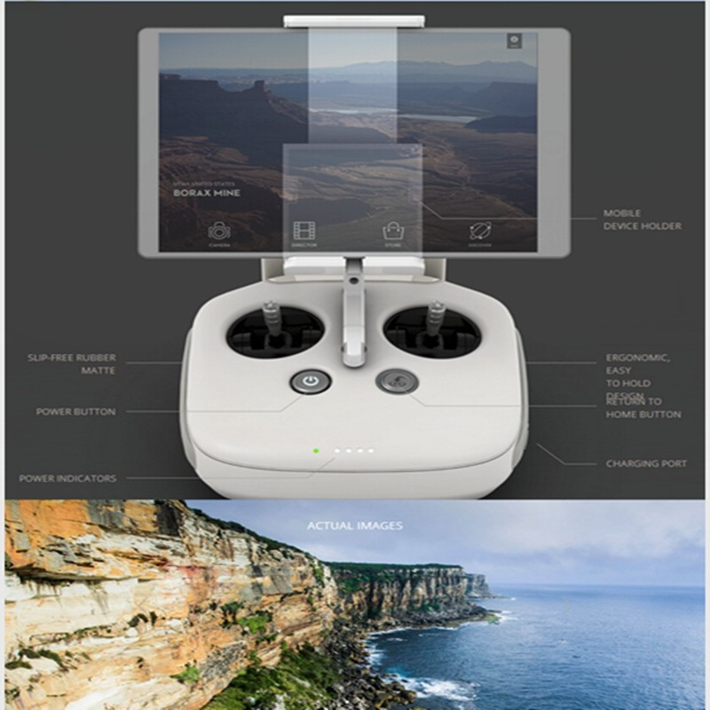 DJI Phantom 3 Professional With 4K Camera & Advanced 1080p HD RTF