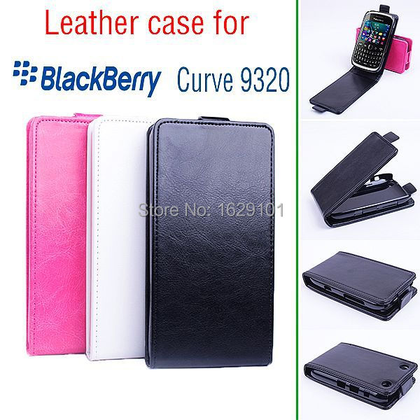 2015 High Quality Fashion Cover Luxury PU Leather Flip Stand Case For Blackberry Curve 9320 Mobile Phone Shell Skin(China (Mainland))