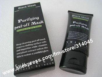 Wholesales SHILLS Deep Cleansing Black facial MASK purifying peel-off face mask Clean Blackhead facial mask 50ml