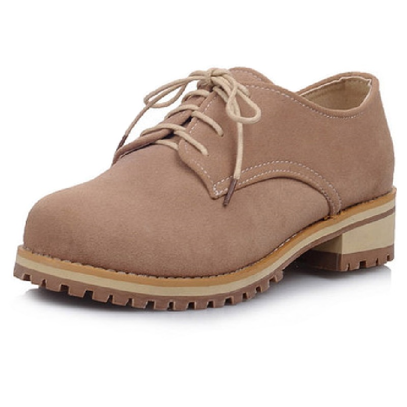 Oxford Shoes Women Fashion