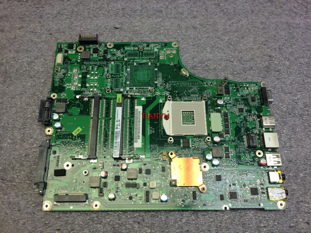 MB.PTW06.001 Mainboard Motherboard For Acer 5745 5745G MBPTW06001 DA0ZR7MB8E0 Laptop Motherboard