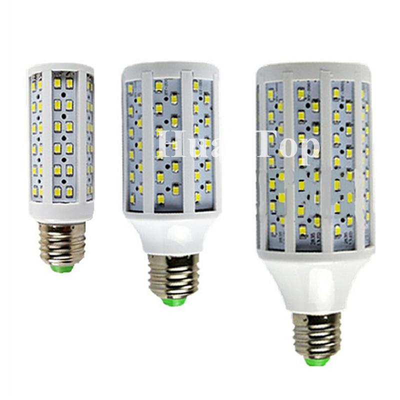 Lampada Led lamp E27 E14 B22 110~130V/220V 15w 20w 30w Epistar smd 2835 Solsr Corn Light Bulb Led Bulbs&Tubes Lumen 1500~3000LM(China (Mainland))