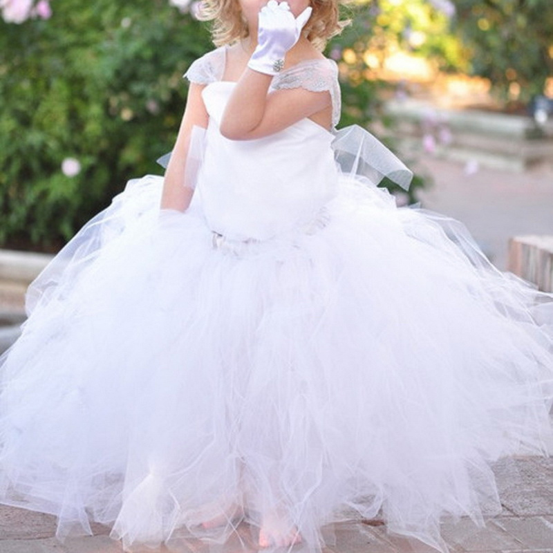 Buy 1pcs wedding party flower girls dress for Where to buy a nice dress for a wedding