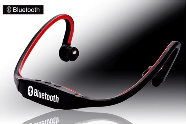 whosesale  10 pc/lot  wireless    stereo bluetooth headset with microphone for cell/mobile phone  free shipping